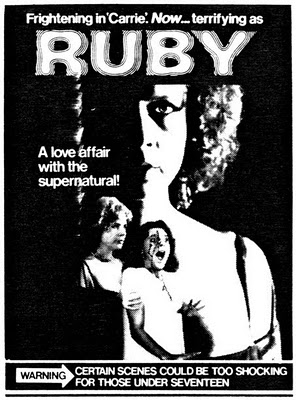 Ruby 1977 Uncut German Dvd Released 31st January 2014