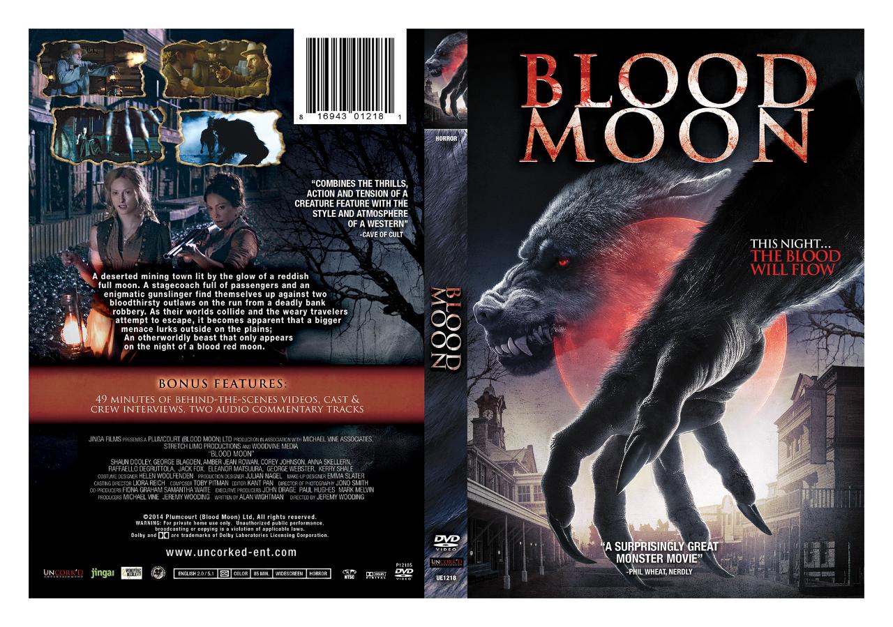 Blood Moon US DVD Wrap